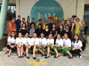 voyage d'étude - esthetique - indonesie 2018