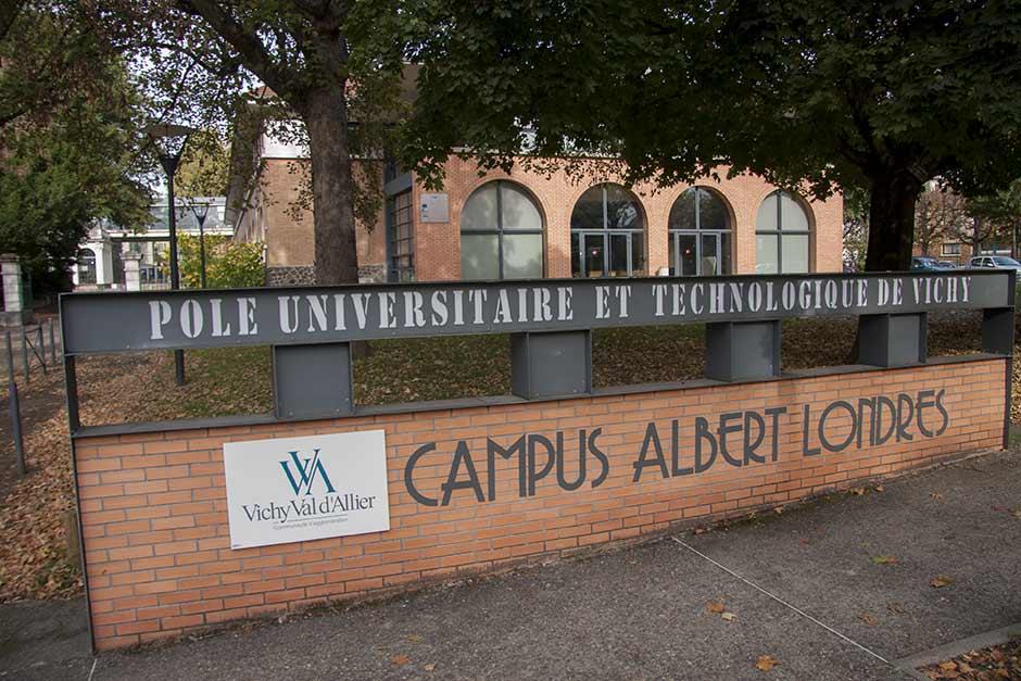 Campus ES Vichy