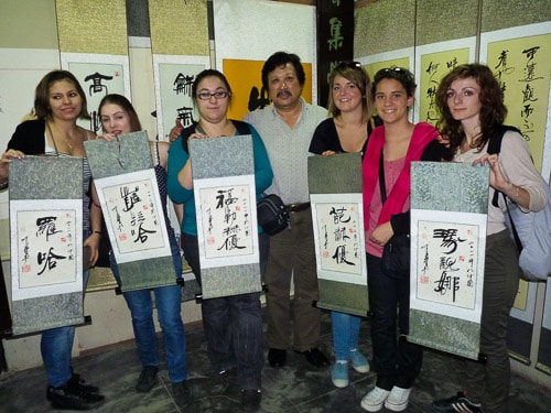 voyage etude ES VICHY japon 2013 2015 10