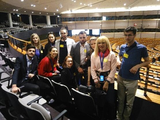bruxelles parlement