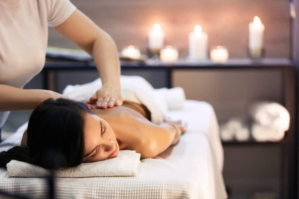 esthétique massage